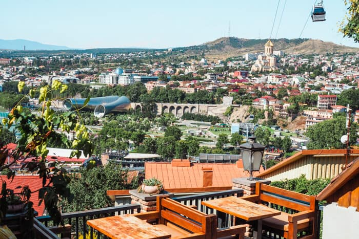 romantic things to do in tbilisi georgia