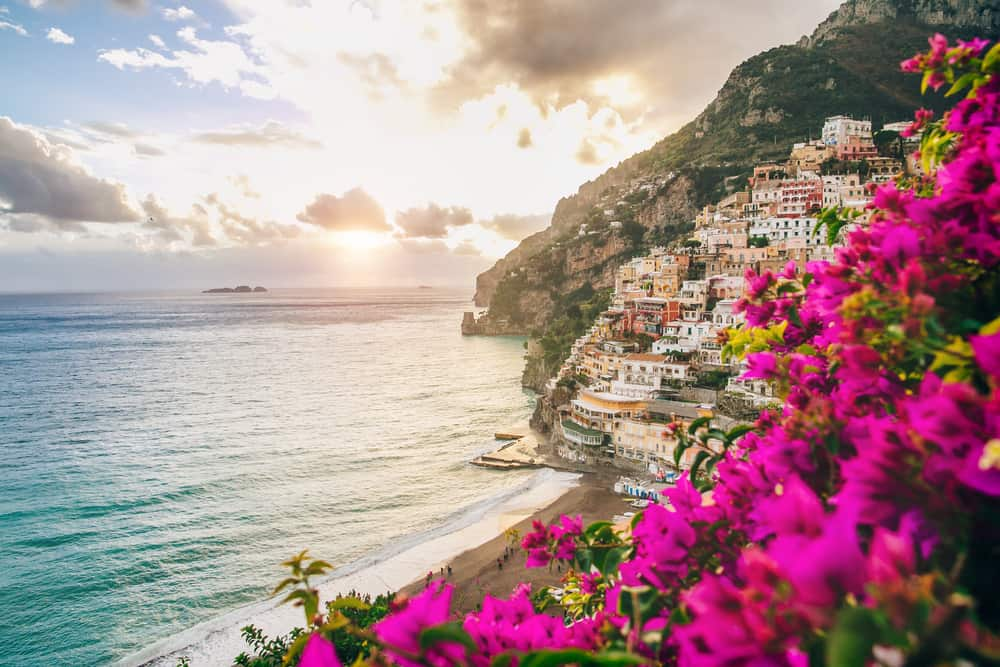 romantic things to do in positano